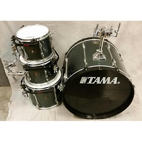 used tama rockstar drum kit guitar center. Black Bedroom Furniture Sets. Home Design Ideas