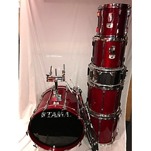 Pre-owned Tama Rockstar Pro Drum Kit by Tama