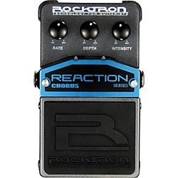 Rocktron Reaction Chorus Guitar Effects Pedal (001-1622)