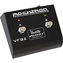 Rocktron VFS2 Double Guitar Footswitch (006-2042)
