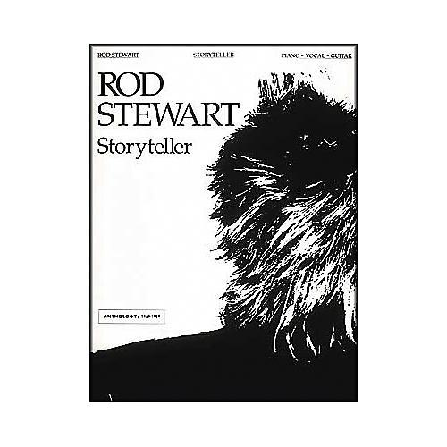 Hal Leonard Rod Stewart - Storyteller 1964-1990-thumbnail