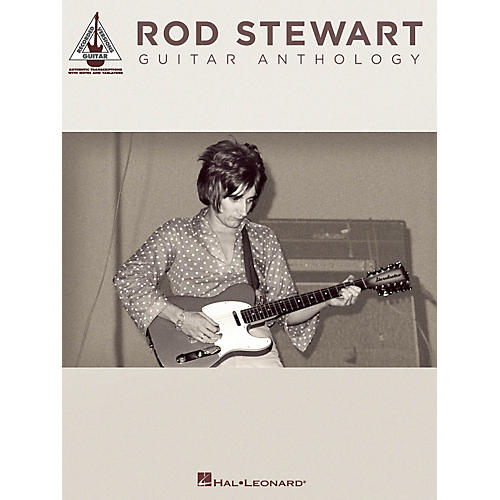 Hal Leonard Rod Stewart Guitar Anthology Guitar Tab Songbook-thumbnail
