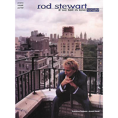 Hal Leonard Rod Stewart If We Fall In Love Tonight Piano, Vocal, Guitar Songbook-thumbnail