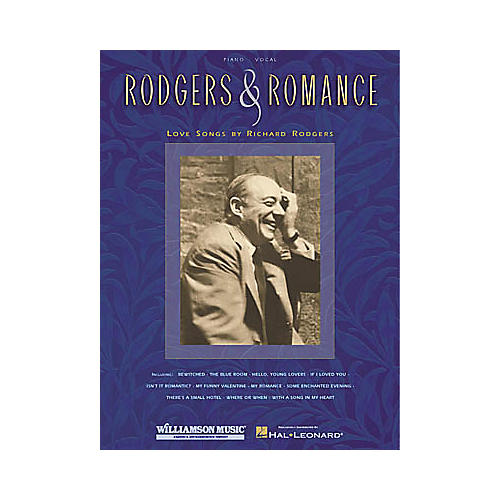 Hal Leonard Rodgers & Romance Piano, Vocal, Guitar Songbook