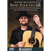 Homespun Roger McGuinn's Basic Folk Guitar (DVD)