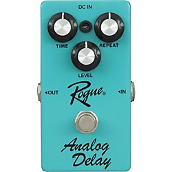 Rogue Analog Delay Guitar Effects Pedal (ANALOG DELAY)