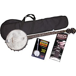 Rogue Learn the Banjo Starter Pack (KIT-511197)