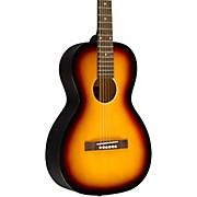 Rogue Rogue RA-090 Parlor Acoustic Guitar Regular Matte Sunburst