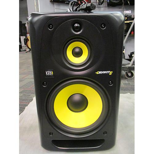 used krk rokit 10 3 powered monitor guitar center. Black Bedroom Furniture Sets. Home Design Ideas