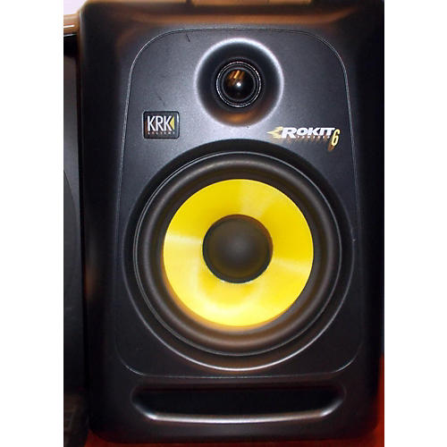 KRK Rokit 6 G3 Powered Monitor-thumbnail