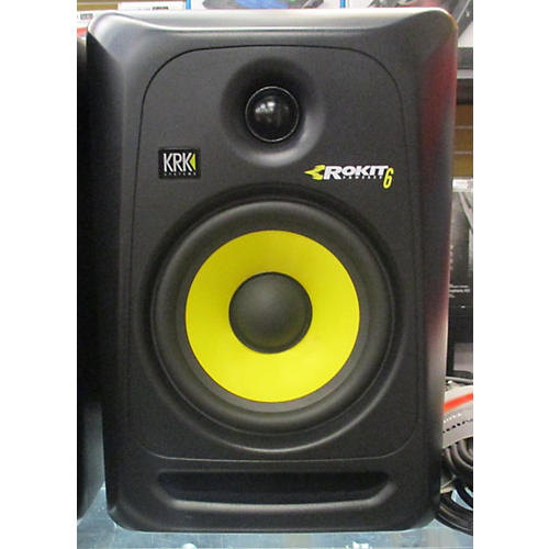 KRK Rokit 6 Powered Monitor-thumbnail