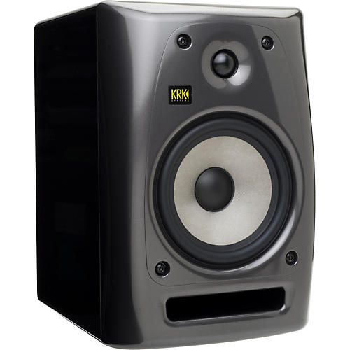 KRK Rokit Powered 6 Monitor Generation 2 Limited Edition Ferrari Grey-thumbnail