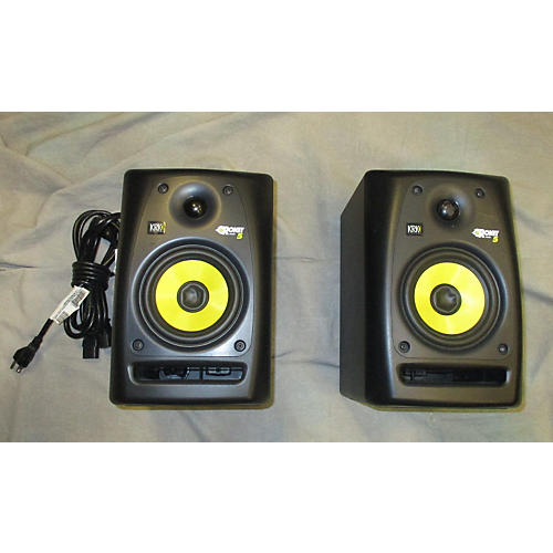 KRK Rokit RPG2 5 Pair Powered Monitor-thumbnail