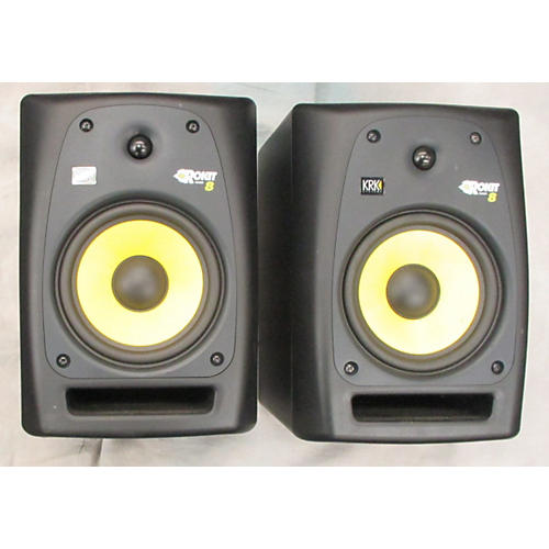 KRK Rokit8 G2 (pair) Powered Monitor