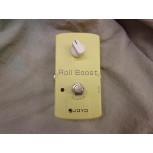 Joyo Roll Boost Effect Pedal