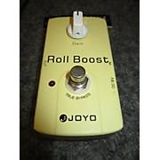 Joyo Roll Boost Effect Pedal