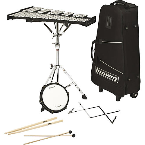Ludwig Rolling Bell Kit