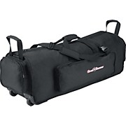 Rolling Hardware Bag 38 inches Black