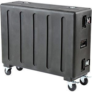 SKB Rolling Mixer QU32 Case with Doghouse by SKB
