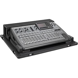 SKB Rolling Mixer X32 Case with Doghouse by SKB
