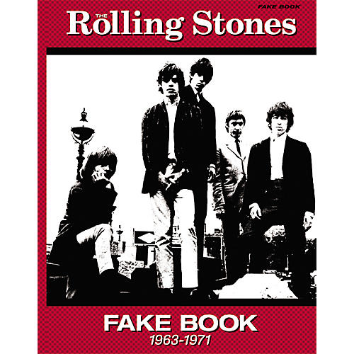 Alfred Rolling Stones - Fake Book-thumbnail