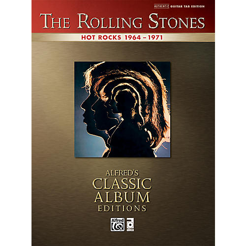 Alfred Rolling Stones - Hot Rocks Guitar Tab Book-thumbnail