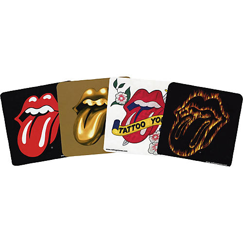 Gear One Rolling Stones Coaster Set-thumbnail