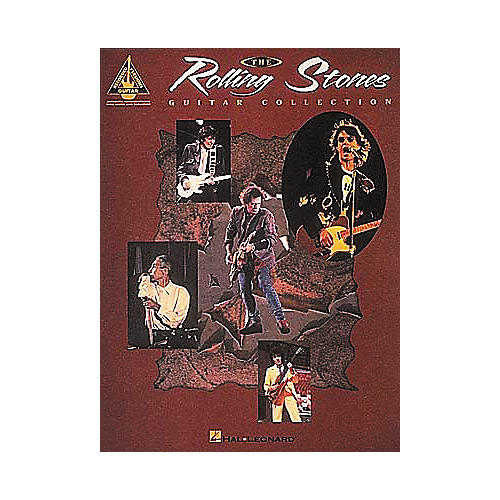 Hal Leonard Rolling Stones Guitar Collection