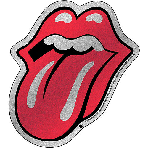 C&D Visionary Rolling Stones Red Tongue Sticker