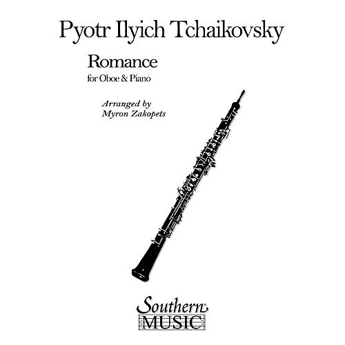 Southern Romance (Oboe) Southern Music Series Arranged by Myron Zakopets