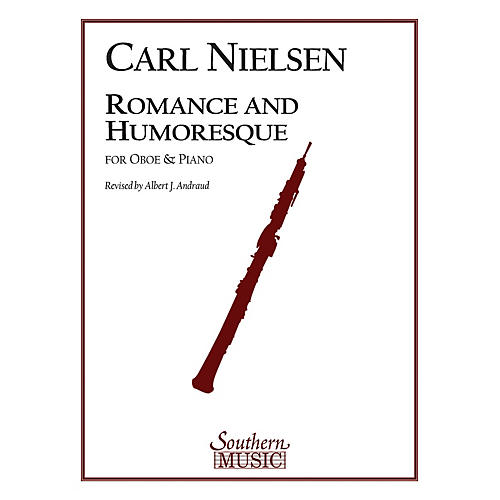 Southern Romance and Humoresque (Archive) (Oboe) Southern Music Series Arranged by Albert Andraud