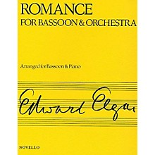 Novello Romance for Bassoon and Orchestra (Arranged for Bassoon and Piano) Music Sales America Series