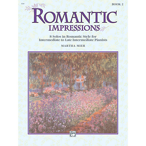 Alfred Romantic Impressions Book 2-thumbnail