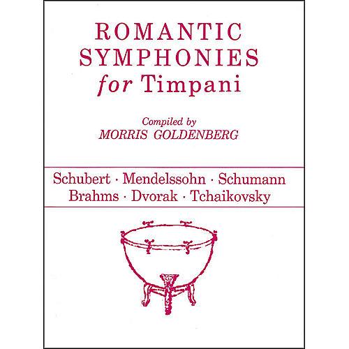 Hal Leonard Romantic Symphonies for Timpani-thumbnail