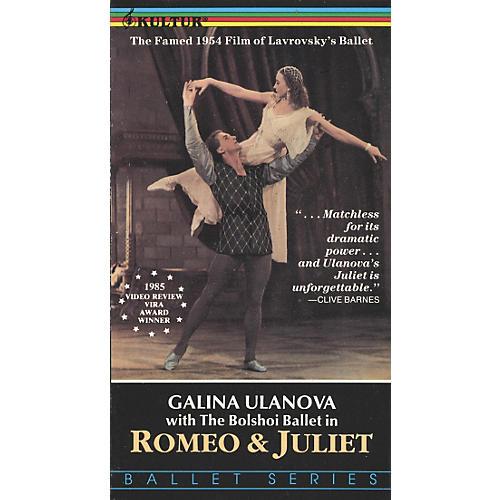Kultur Romeo and Juliet (Video)-thumbnail