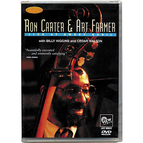 View Video Ron Carter and Art Farmer: Live at Sweet Basil (VHS)