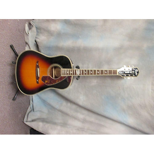 Fender Ron Emory Loyalty Slope Shoulder Acoustic Guitar-thumbnail