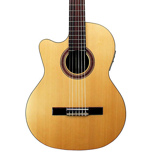 Kremona Rondo Thin Line Left-Handed Classical Acoustic-Electric Guitar-thumbnail