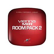 Vienna Instruments RoomPack 2 - Studios & Sound Stages Software Download