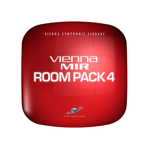 Vienna Instruments RoomPack 4 - The Sage Gateshead Software Download