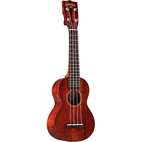 Gretsch Guitars Root Series G9100 Soprano Standard Ukulele Mahogany