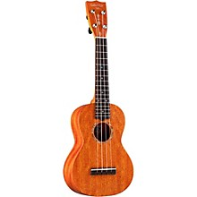 Gretsch Guitars Root Series G9110-SM Concert Deluxe Ukulele Level 1 Mahogany