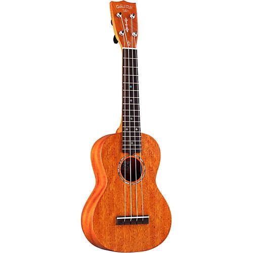 Gretsch Guitars Root Series G9110-SM Concert Deluxe Ukulele Mahogany