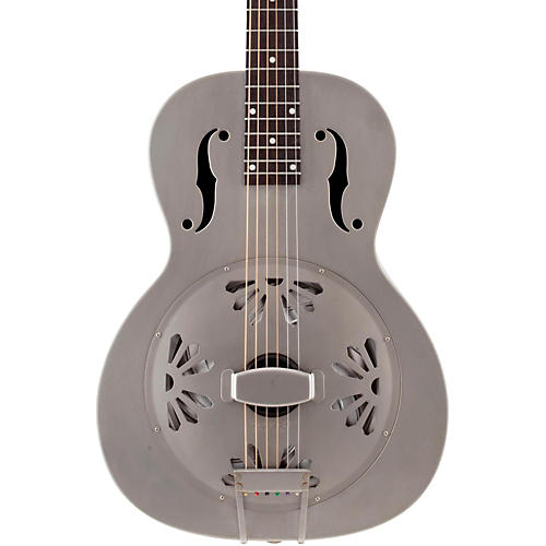 Gretsch Guitars Root Series G9201 Honeydipper Metal Round Neck Resonator-thumbnail