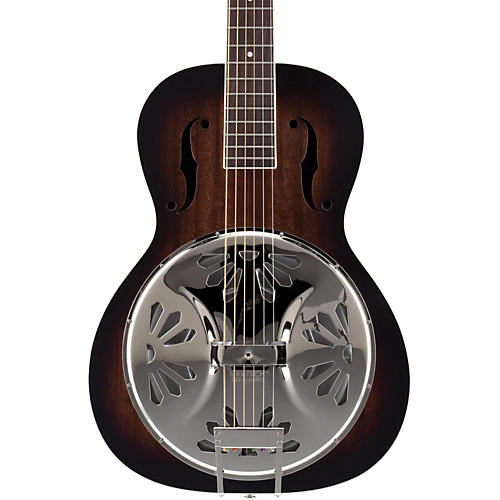 Gretsch Guitars Root Series G9220 Bobtail Round Neck Acoustic/Electric Resonator-thumbnail