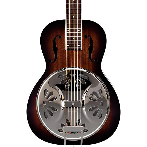 Gretsch Guitars Root Series G9230 Bobtail Square Neck Acoustic-Electric Resonator 2-Color Sunburst