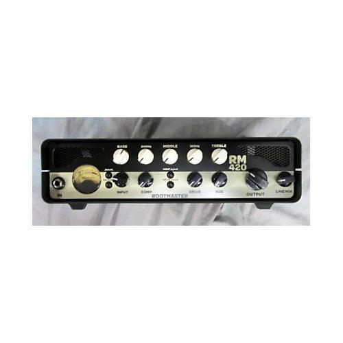 Ashdown Rootmaster RM420 Bass Amp Head-thumbnail