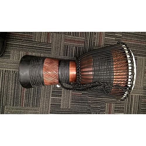 Meinl Rope Tuned Djembe-thumbnail