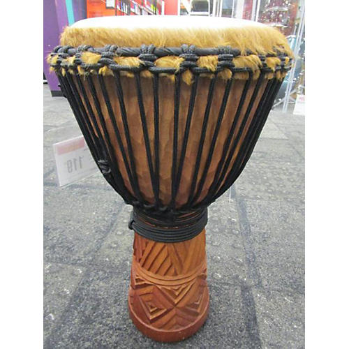 Used Toca Rope Tuned Djembe