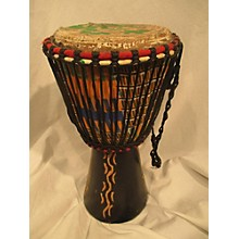 Miscellaneous Rope Tuned Djembe